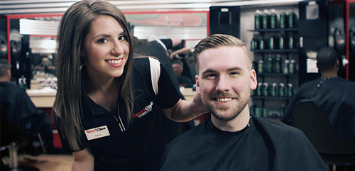 Sport Clips Haircuts of Ridgeway Haircuts